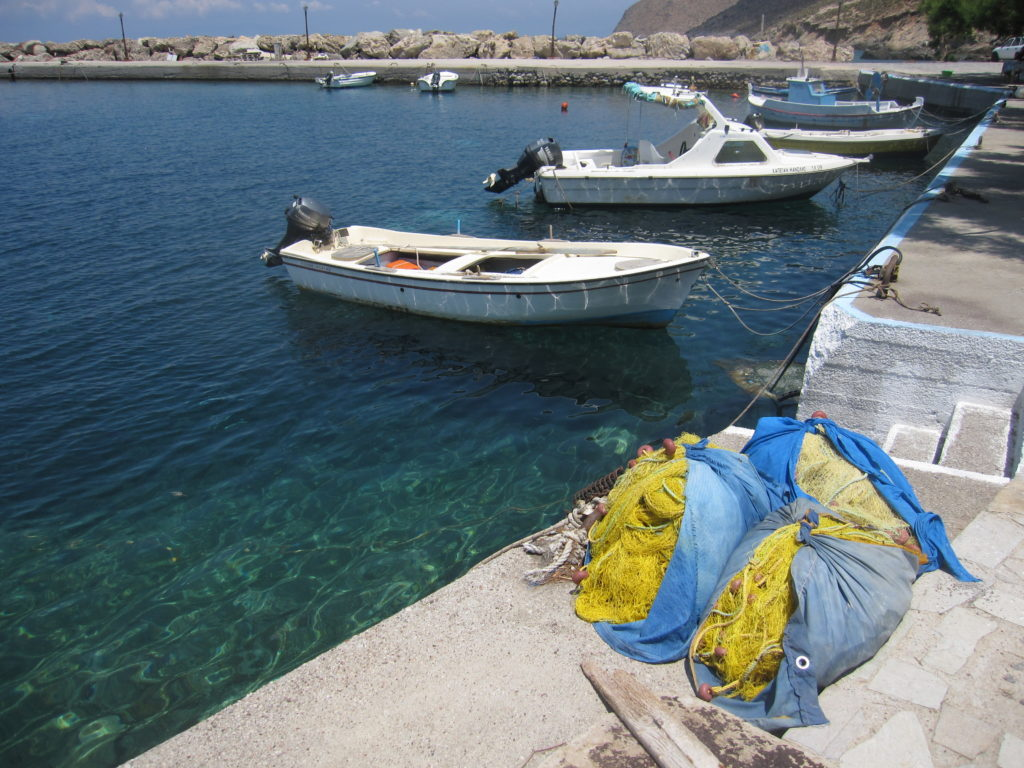 Vacanze in Villaggio sull'Isola di Tilos in Grecia